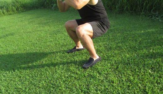 ジャンプ力を上げる方法!スクワットのやり方はどうする?